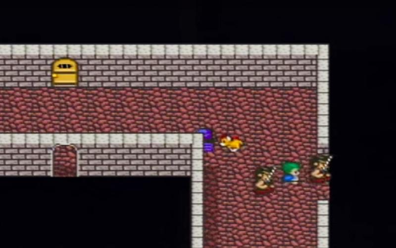 突然、城内に盗賊が現れヘンリーが攫われる。