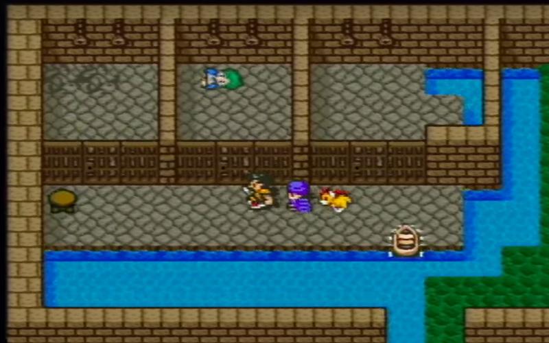 ヘンリーを救出し、遺跡から脱出しようとするが…。