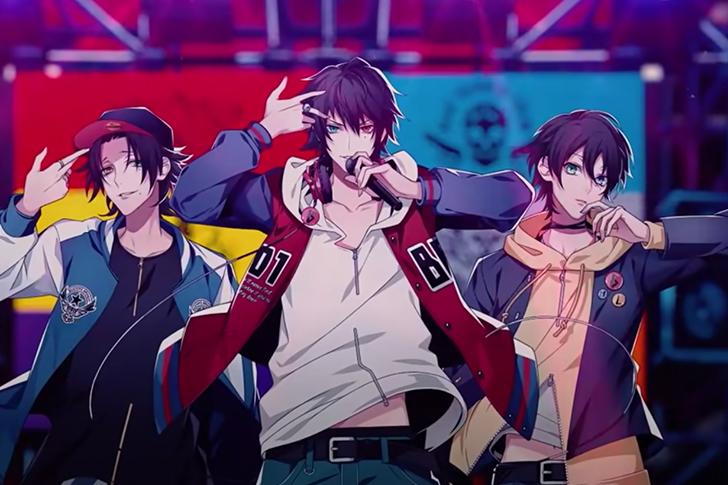 ヒプノシスマイク イケブクロ・ディビジョン「Buster Bros!!!(バスター ブロス)