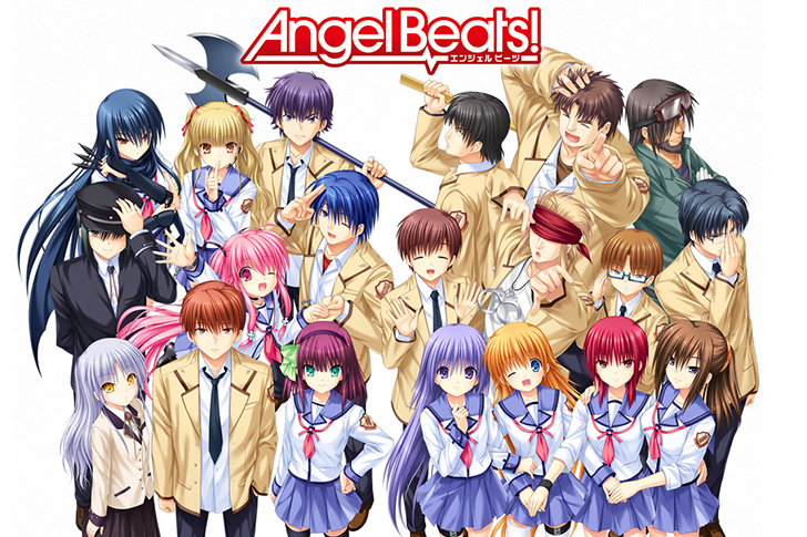 Angel Beats!(エンジェルビーツ)