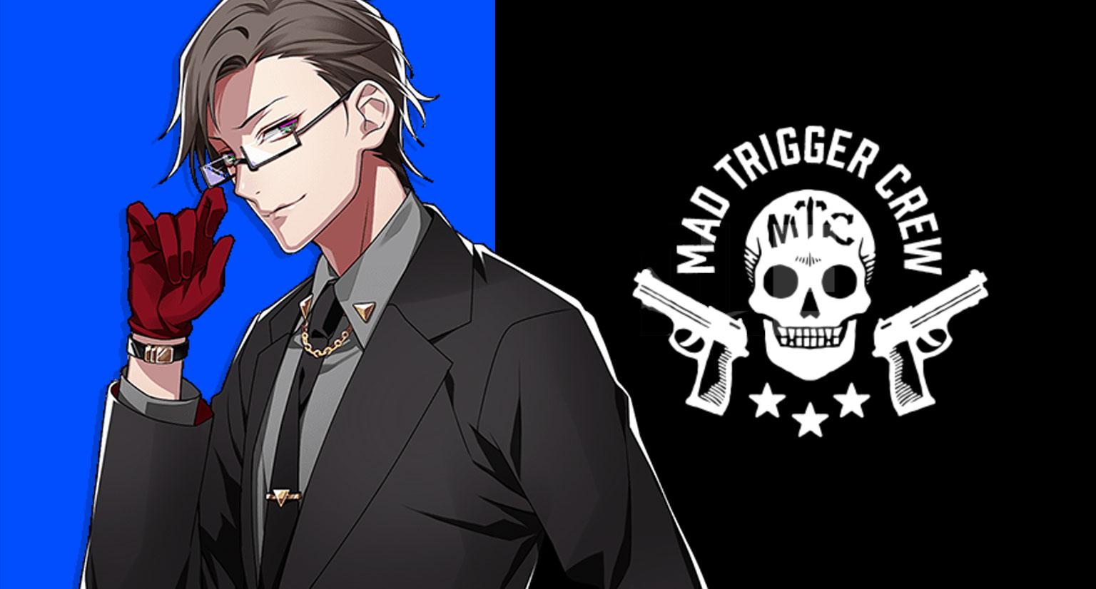 ヒプノシスマイク ヨコハマ・ディビジョン「MAD TRIGGER CREW(マッド トリガー クルー)」入間 銃兎(いるま じゅうと)