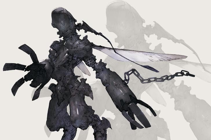 NieR Re[in]carnation(ニーアリィンカーネーション) 黒き怪物