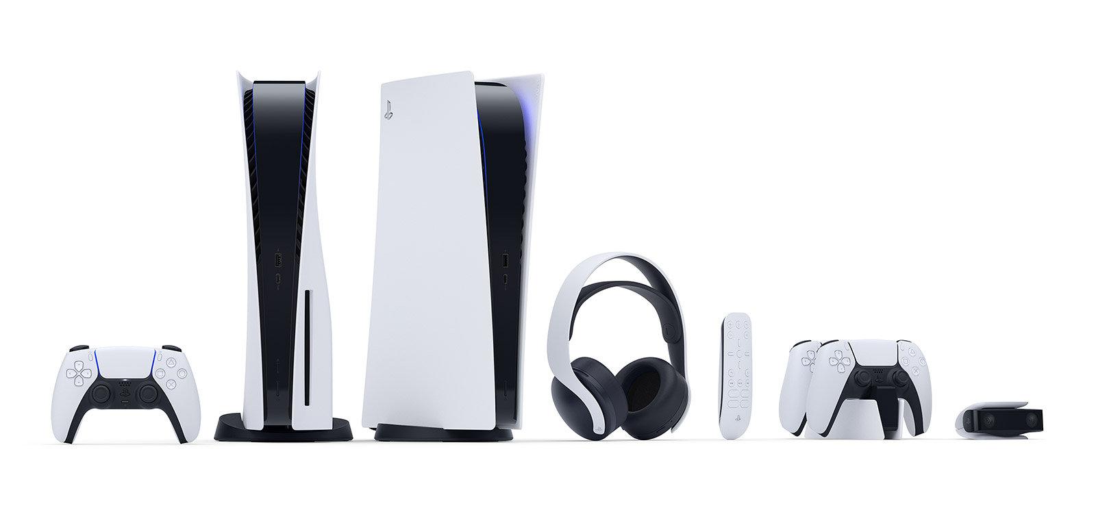 PlayStation 5周辺機器