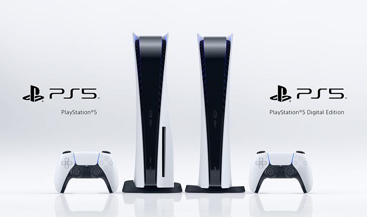 PlayStation 5本体概要