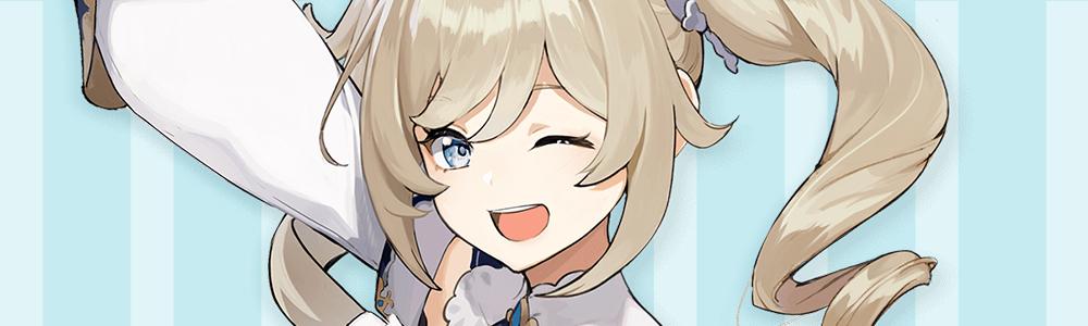 【原神】7月誕生日キャラクター バーバラ 誕生日:7月5日