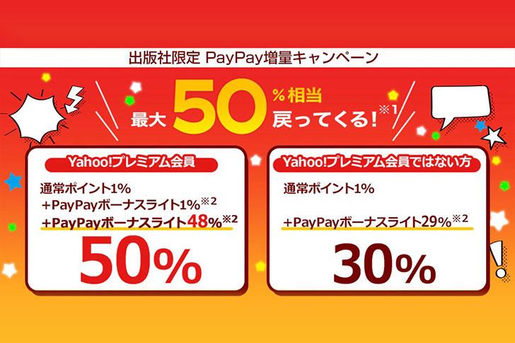出版社限定!最大50%ポイント還元!